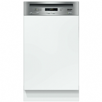 MIELE G4620 SCi Active Semi-integrated dishwasher with delay start and cutlery tray
